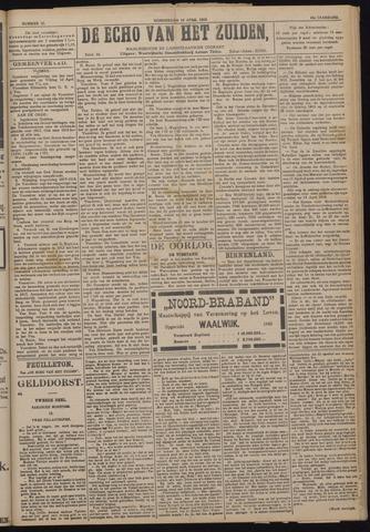 Echo van het Zuiden 1918-04-18