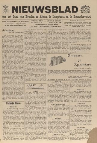 Nieuwsblad het land van Heusden en Altena de Langstraat en de Bommelerwaard 1949-02-03