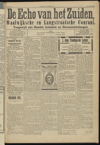 Echo van het Zuiden 1923-09-08