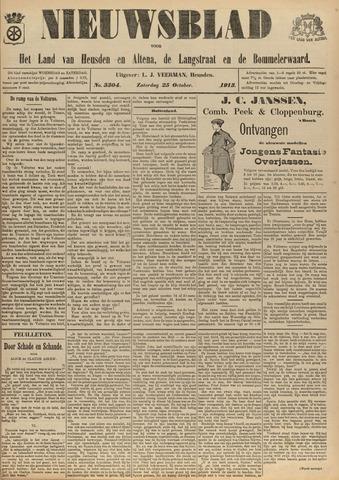 Nieuwsblad het land van Heusden en Altena de Langstraat en de Bommelerwaard 1913-10-25