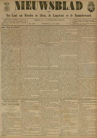 Nieuwsblad het land van Heusden en Altena de Langstraat en de Bommelerwaard 1894-08-15