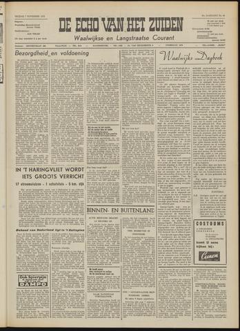 Echo van het Zuiden 1958-11-07