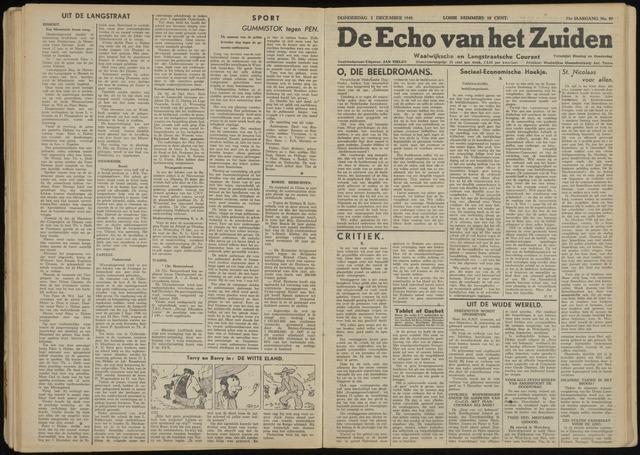 Echo van het Zuiden 1948-12-02