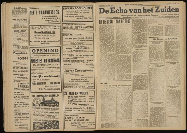 Echo van het Zuiden 1948-07-13
