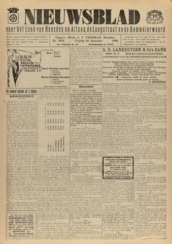 Nieuwsblad het land van Heusden en Altena de Langstraat en de Bommelerwaard 1928-09-28