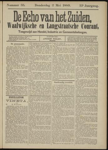 Echo van het Zuiden 1889-05-02