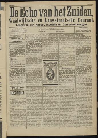 Echo van het Zuiden 1924-06-11