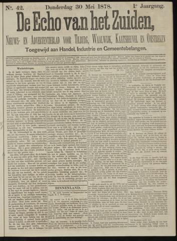 Echo van het Zuiden 1878-05-30