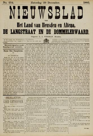 Nieuwsblad het land van Heusden en Altena de Langstraat en de Bommelerwaard 1883-12-29