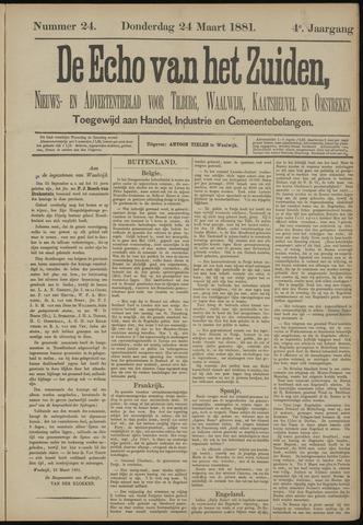 Echo van het Zuiden 1881-03-24