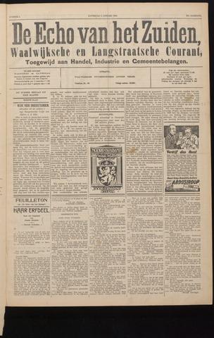 Echo van het Zuiden 1934-01-06