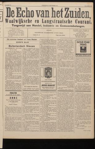 Echo van het Zuiden 1937-09-15