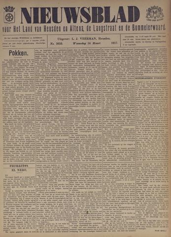 Nieuwsblad het land van Heusden en Altena de Langstraat en de Bommelerwaard 1917-03-14