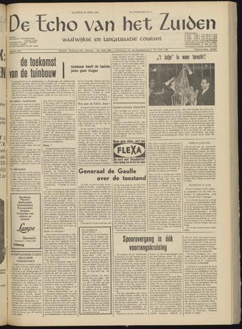 Echo van het Zuiden 1964-04-07