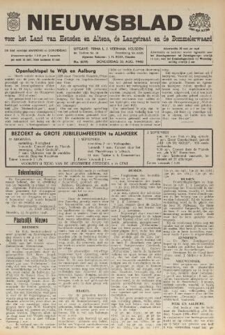 Nieuwsblad het land van Heusden en Altena de Langstraat en de Bommelerwaard 1948-08-26