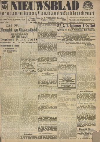 Nieuwsblad het land van Heusden en Altena de Langstraat en de Bommelerwaard 1929-10-04