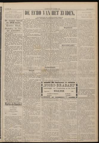 Echo van het Zuiden 1920-10-23