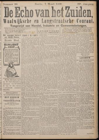 Echo van het Zuiden 1909-03-07