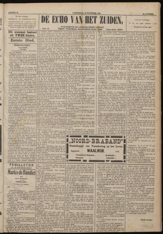 Echo van het Zuiden 1920-11-18