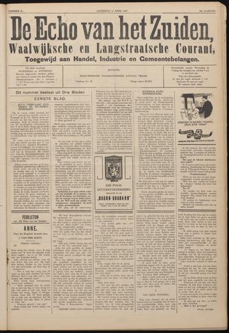 Echo van het Zuiden 1937-04-17