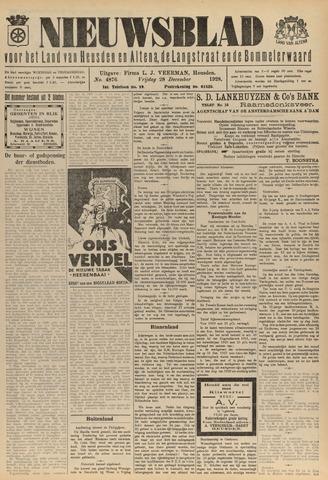 Nieuwsblad het land van Heusden en Altena de Langstraat en de Bommelerwaard 1928-12-28