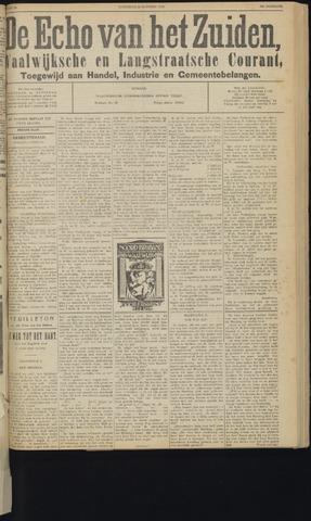 Echo van het Zuiden 1930-10-22