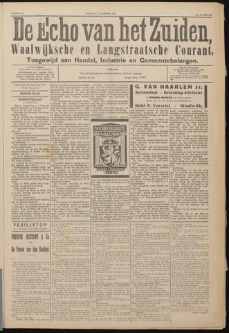 Echo van het Zuiden 1926-12-22
