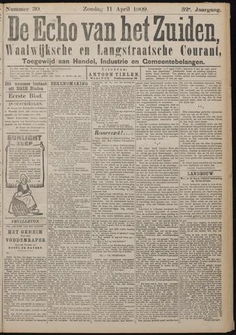 Echo van het Zuiden 1909-04-11