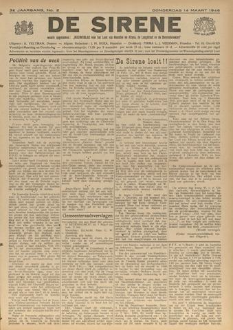 De Sirene 1946-03-14