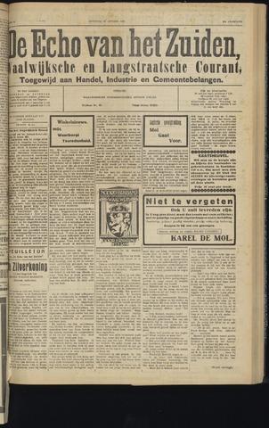Echo van het Zuiden 1931-10-24
