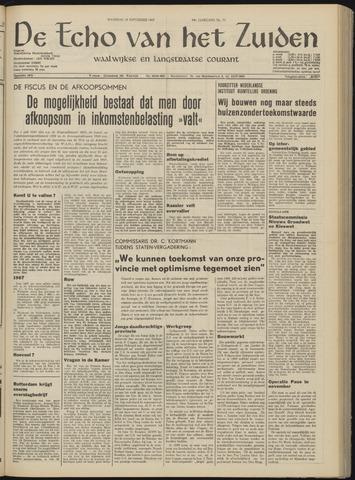 Echo van het Zuiden 1967-09-18