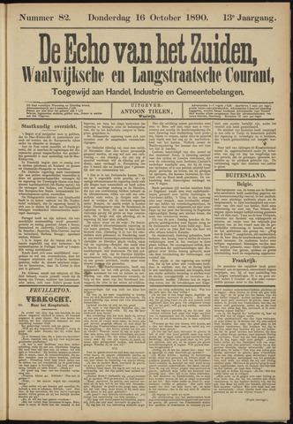 Echo van het Zuiden 1890-10-16