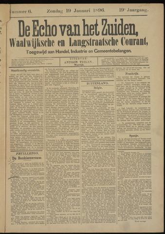 Echo van het Zuiden 1896-01-19