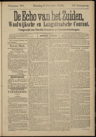 Echo van het Zuiden 1899-10-08