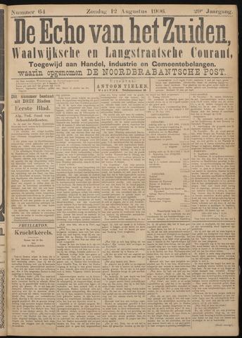 Echo van het Zuiden 1906-08-12