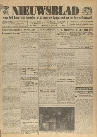 Nieuwsblad het land van Heusden en Altena de Langstraat en de Bommelerwaard 1941-01-17