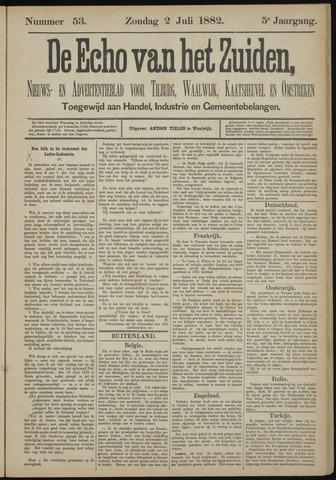 Echo van het Zuiden 1882-07-02