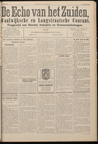 Echo van het Zuiden 1936-10-24