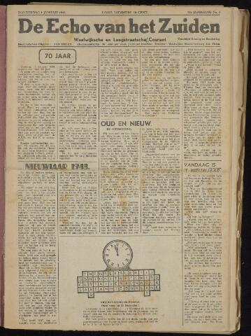 Echo van het Zuiden 1948-01-01