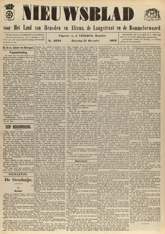 Nieuwsblad het land van Heusden en Altena de Langstraat en de Bommelerwaard 1915-12-11