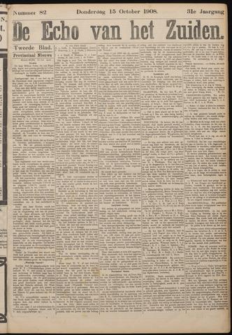Echo van het Zuiden 1908-10-15