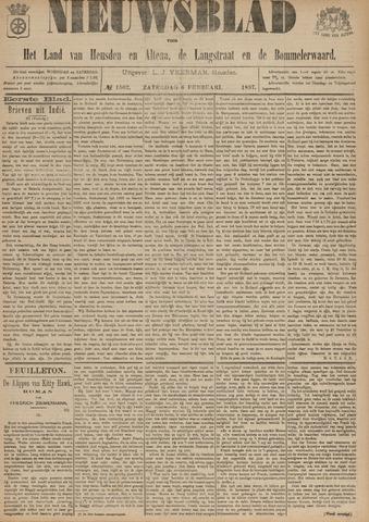 Nieuwsblad het land van Heusden en Altena de Langstraat en de Bommelerwaard 1897-02-06