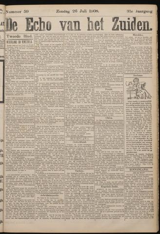 Echo van het Zuiden 1908-07-26