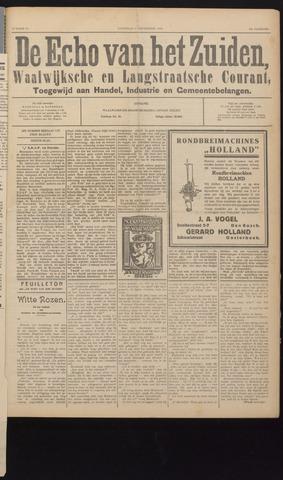 Echo van het Zuiden 1928-09-07