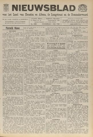 Nieuwsblad het land van Heusden en Altena de Langstraat en de Bommelerwaard 1948-07-01