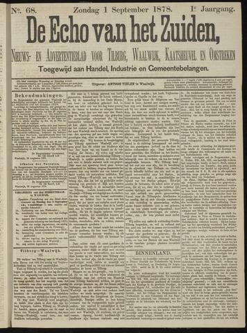 Echo van het Zuiden 1878-09-01