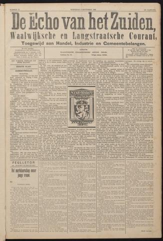 Echo van het Zuiden 1925-09-09