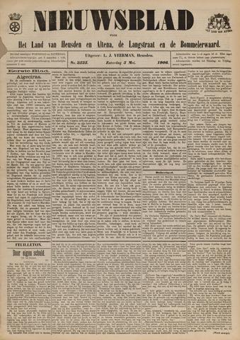Nieuwsblad het land van Heusden en Altena de Langstraat en de Bommelerwaard 1906-05-05