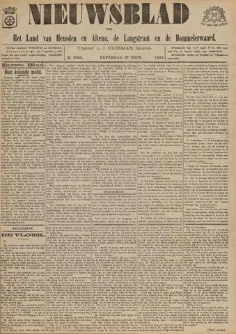 Nieuwsblad het land van Heusden en Altena de Langstraat en de Bommelerwaard 1902-09-27
