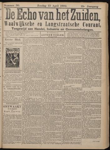 Echo van het Zuiden 1902-04-13